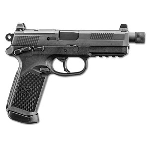 FNH Fnx-45 Tactical 5.3 45acp Battle Gray  & Blk