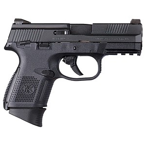 FNH Fns-9c 9mm Blk Ms 2 12rd 1 17rd