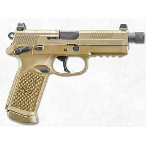 FN H Fnx-45 Tactical 45acp Fde Ms Ns (3) 15rd