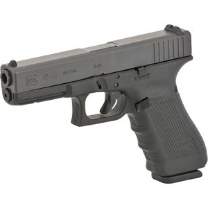 Glock 17 Gen4 9mm 4.49 Ns