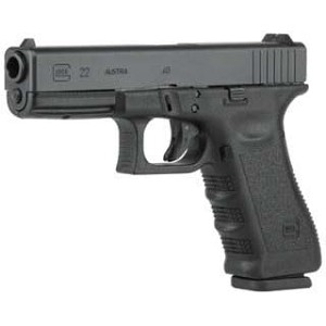 Glock 22 40sw 4.49 FS 2 10rd Mags Ca Compliant