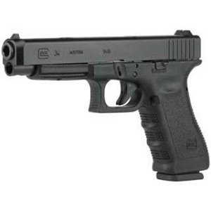 Glock 34 9mm AS 5.32 2 10rd Ca Compliant