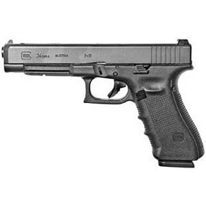 Glock 34 Gen 4 9mm MOS 5.31 10rd Us Made