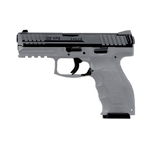 H&K Vp9 9mm 4.09 Gry Ns 3 15rd