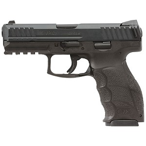 H&K Vp40 40sw 4.09 Blk Ns 3 13rd
