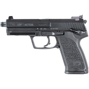 H&K Usp9 Tactical 9mm Thrd Bbl V1 Ns 3 15rd