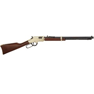 Henry Golden Boy 22lr 20 Brass Frame