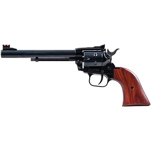 Heritage Rough Rider Revolver 22lr / 22wmr 6.5 Inch Barrel with Adjustable Sights
