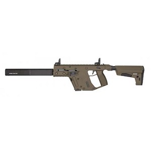 Kriss Vector Crb G2 9mm Fde Charter Arms Compliant