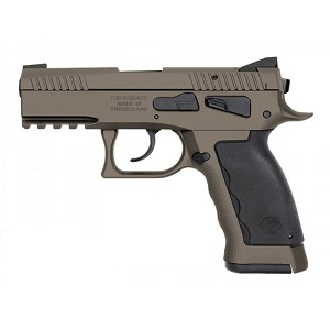 Kriss Sphinx Sdp 9mm Comp Sand Duty Dasa 17rd