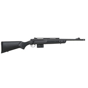 Mossberg MVP Scout 308win 16 Synth Blue 10rd