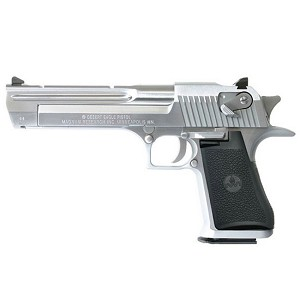 Magnum Research Desert Eagle 44mag 6 Brushed Chrome CA Legal