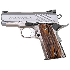 Magnum Research 1911 Uc Desert Eagle 45acp 3 Ss Slide Blem