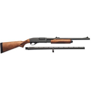 Remington 870 Exp 12ga 3.5 26 20 Fr Rs Supermag Combo
