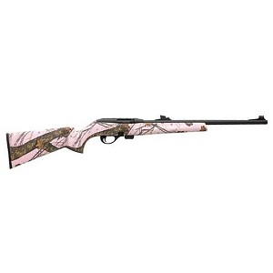Remington 597 22lr 20 10rd Pink Camo