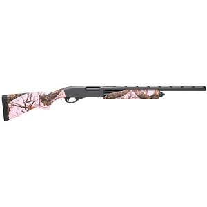 Remington 870 Exp Compact 20ga 21 Mossy Oak Pink Blaze