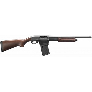 Remington 870 12ga 18.5 Cyl Dm 6rd Bs Wood