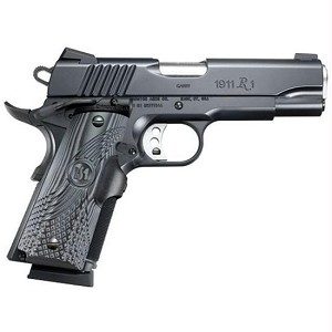 Remington R1 1911 Comm 45acp Crimson Trace 4.25 7/8r
