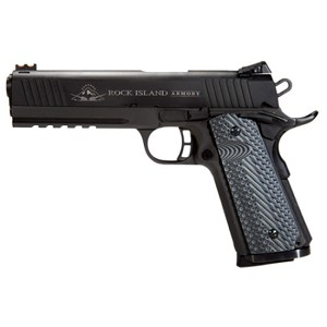 Rock Island Armory 1911 Tac Ultra 10mm 5 Full Size Vz Grip 8rd
