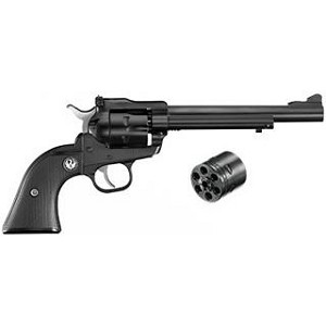 Ruger Super Single Six 22 Convertible 6.5 Blued