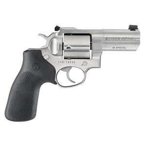 Ruger GP100 44spl 3 Ss As Hogue Monogrip 5rd