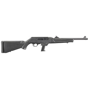 Ruger Pc Carbine 9mm 16 Blk Syn 17rd