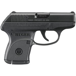 Ruger Lcp 380acp 2.75 6rd Blued Blk Poly