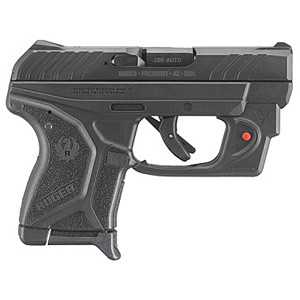 Ruger Lcp Ii 380acp Viridian Red Laser