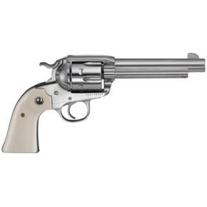 Ruger Bisley Vaquero 357ma 5.5 High Gloss Ss