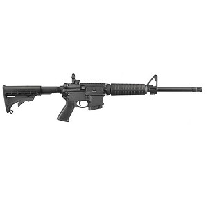Ruger Ar-556 5.56mm 223rem 16.1 Blk Co Md Legal