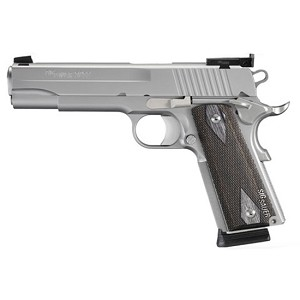 Sig Sauer 1911 45acp Ss As Blackwood Grips CA Legal