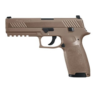 Sig Sauer Air P320 177cal 12gr Co2 30rd Coyote Tan
