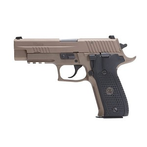 Sig Sauer P226 9mm 4.4 Empero Scorpion Fde Ns 15rd
