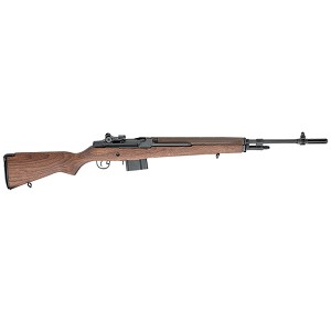 Springfield M1A Standard 308win Walnut Stock Ca Legal