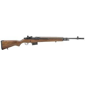 Springfield M1A Loaded 308win Walnut Stock 10rd
