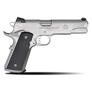 Springfield 1911-A1 45acp 5 TRP SS Fxd Combat Ns Ca Lega