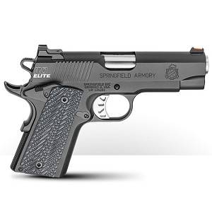 Springfield 1911 Range Officer Elite 9mm Lw Compact Blk