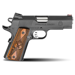 Springfield 1911 9mm Blk Ltwt Champion Range Officer