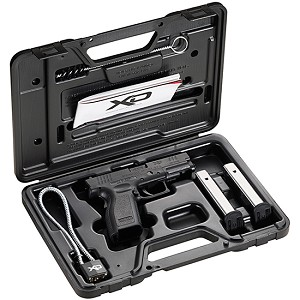 Springfield XD 9mm 3 Subcompact Essentials 10rd Ca Legal