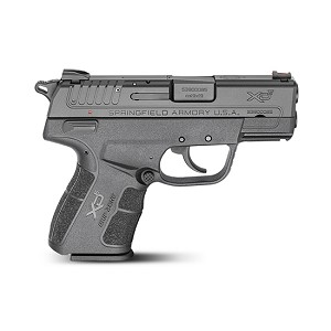 Springfield XD-E 9mm 3.3 Single Stack Hammer