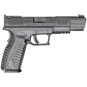 Springfield XDM 9mm 5.25 19rd Competition Essentials