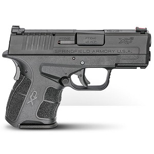 Springfield XDS 45acp Mod2 3.3 Blk Fos 2 Mags