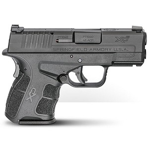 Springfield XDS 45acp Mod2 3.3 Blk Night Sight 2 Mags