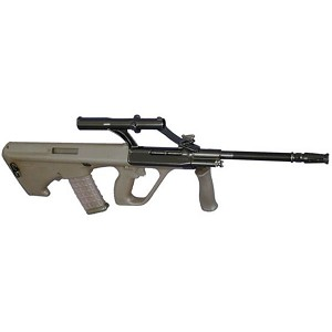 Steyr Aug Stg77sa 223rem 5.56 20 40th Anniv Ed