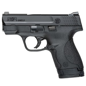 Smith & Wesson M&P Shield 9mm 3.1 No Thumb Safety 7&8rd