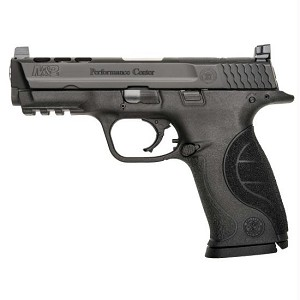 S&W M&P9 9mm 4.25 Ported Blk Poly 17rd