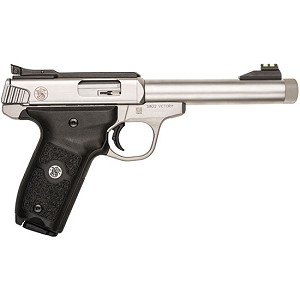 Smith & Wesson Victory Sw22 22lr 10rd Threaded Bbl