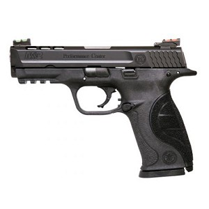 S&W M&P40 40sw 4.25 Fos Ported Blk Poly 17rd