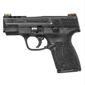 S&W M&P Shield 45acp 3.3 Ported Fos No Thumb Safe