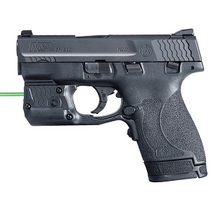 Smith & Wesson M&P40 Shield M2.0 40sw Ctc Laserguard Pro